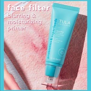 NEW Tula Probiotic Face Filter Primer for Blurring